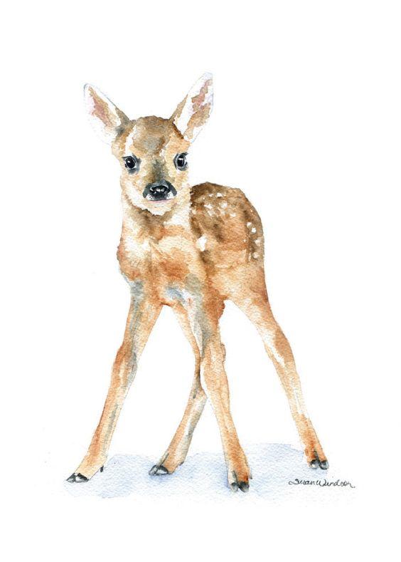 Les animaux peints à l'AQUARELLE - Page 10 Fedd4110