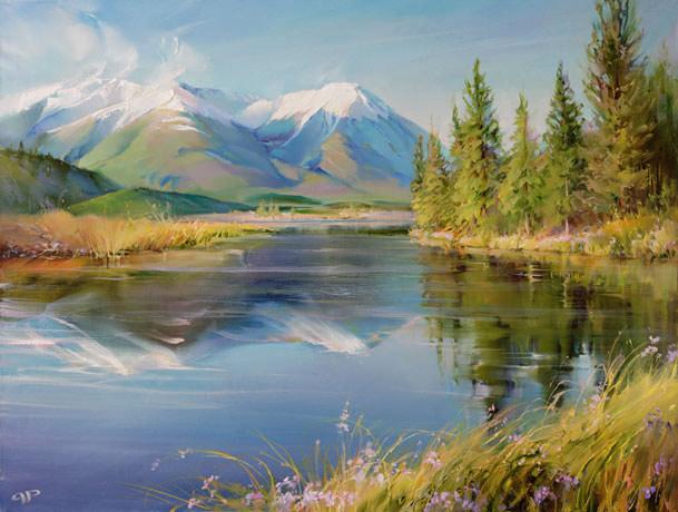 Tous les paysages en peinture. - Page 9 G9tvjb10