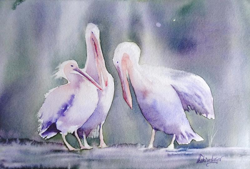 Les animaux peints à l'AQUARELLE - Page 8 Il_ful13