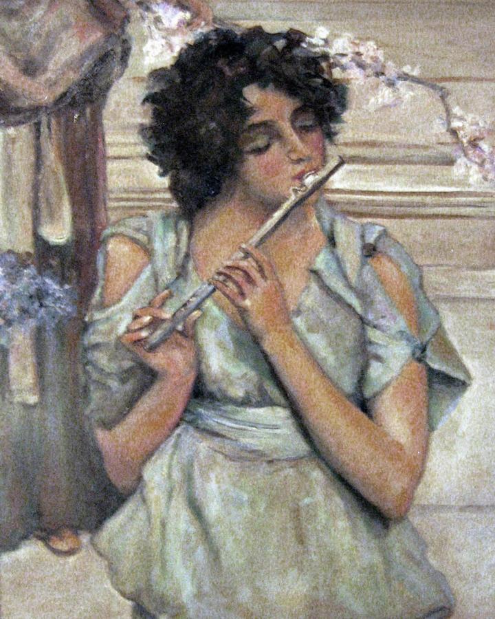 """"""" La Musique adoucit les moeurs """" ( Aristote ) - Page 9 Lady-p10"""