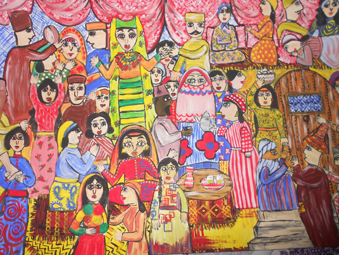 L'Art Naïf ... - Page 16 Mariag10
