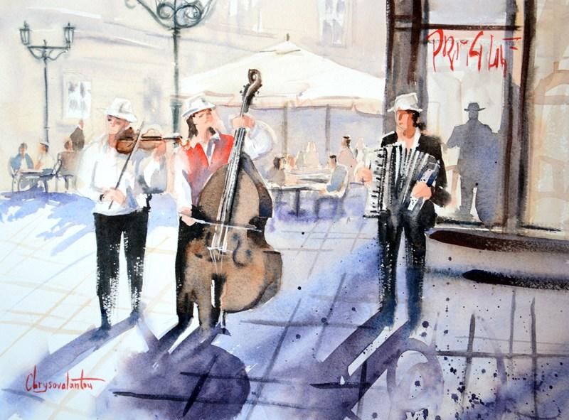 """"""" La Musique adoucit les moeurs """" ( Aristote ) - Page 9 Musici11"""