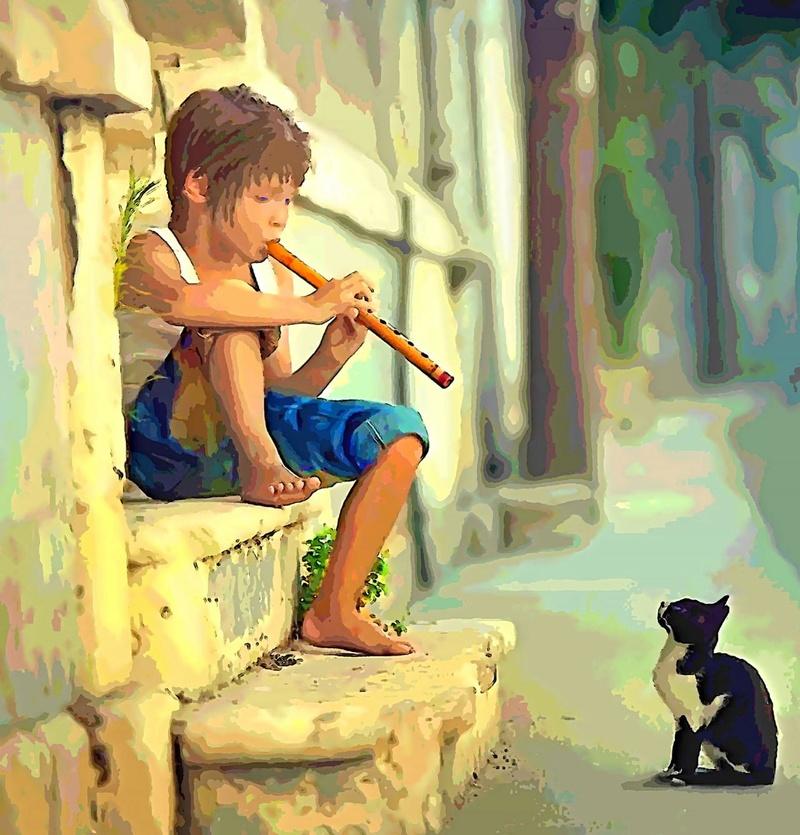 """"""" La Musique adoucit les moeurs """" ( Aristote ) - Page 9 Piedpi10"""
