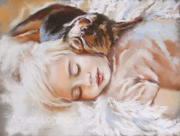 Rêver est une liberté pour tous ...  - Page 4 Sleep_10