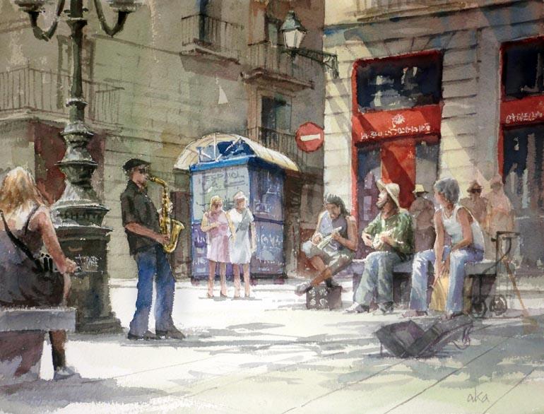 """"""" La Musique adoucit les moeurs """" ( Aristote ) - Page 9 Street10"""