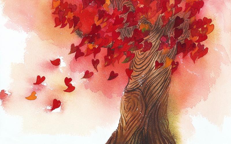 Coeur éperdu n'est plus à prendre ...  - Page 5 Tree-h10