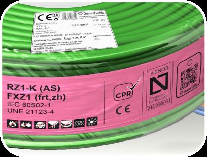 Cable de red Marcad10