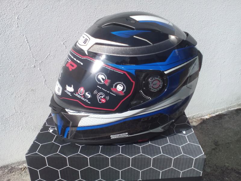 Unboxing capacete CMS GTR Img_2018