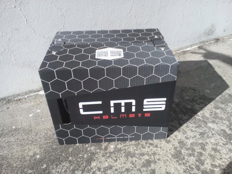 Unboxing capacete CMS GTR Img_2019