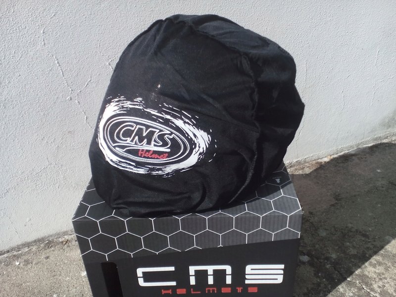 Unboxing capacete CMS GTR Img_2020
