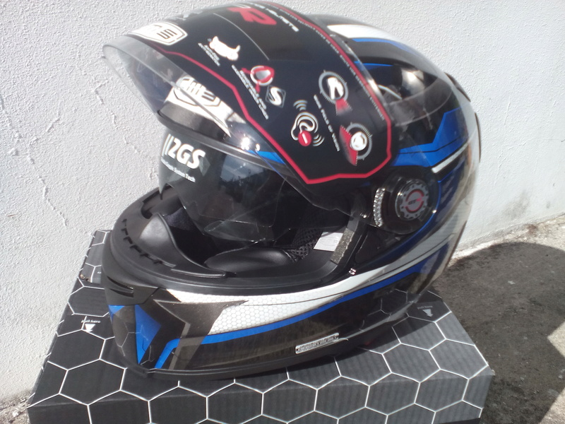 Unboxing capacete CMS GTR Img_2021