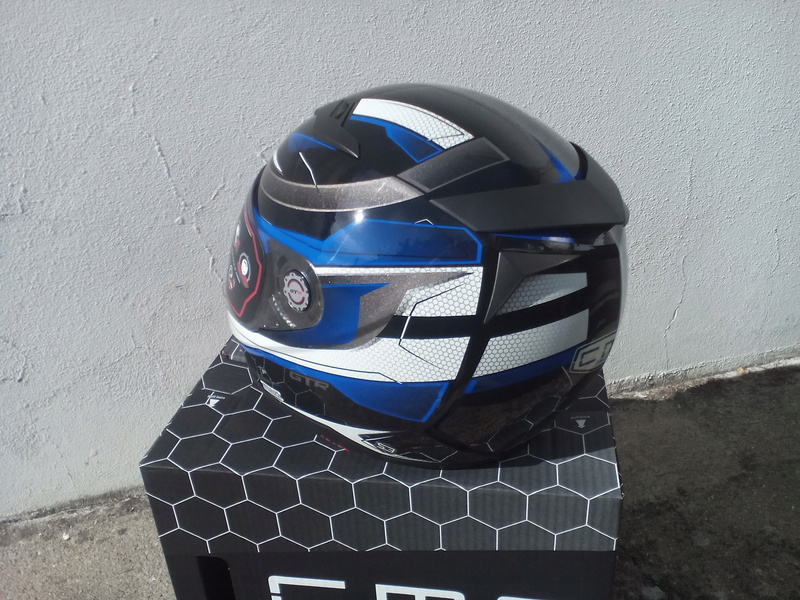 Unboxing capacete CMS GTR Img_2023