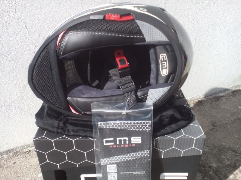 Unboxing capacete CMS GTR Img_2024
