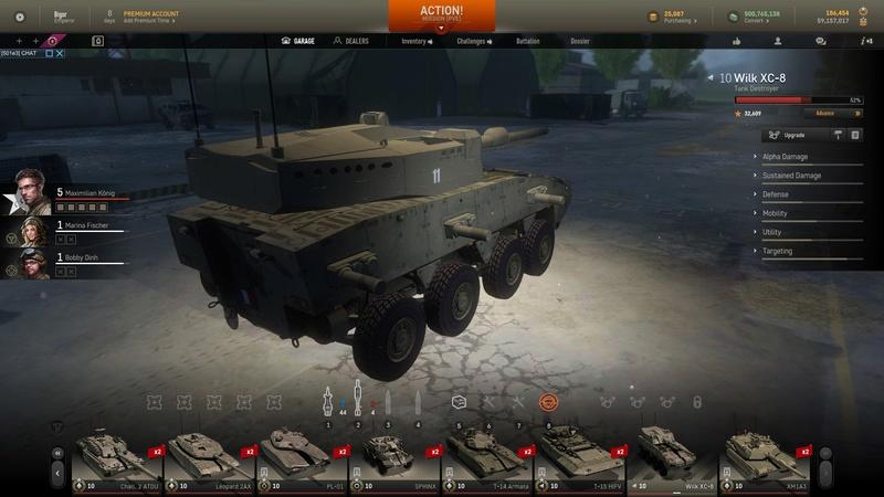 Mon nouveau jouet: le T10 WILK XC8 ! Screen15