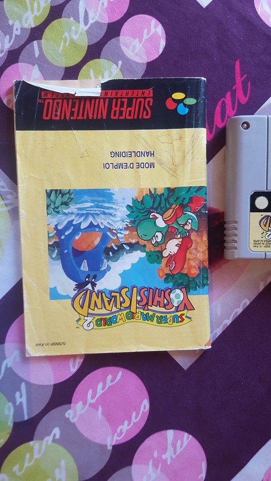 [EST] Super Mario World 2: Yoshi's island Super Nintendo Yoshi_11
