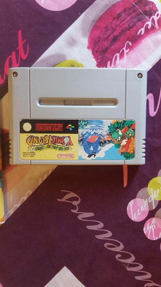 [EST] Super Mario World 2: Yoshi's island Super Nintendo Yoshi_16