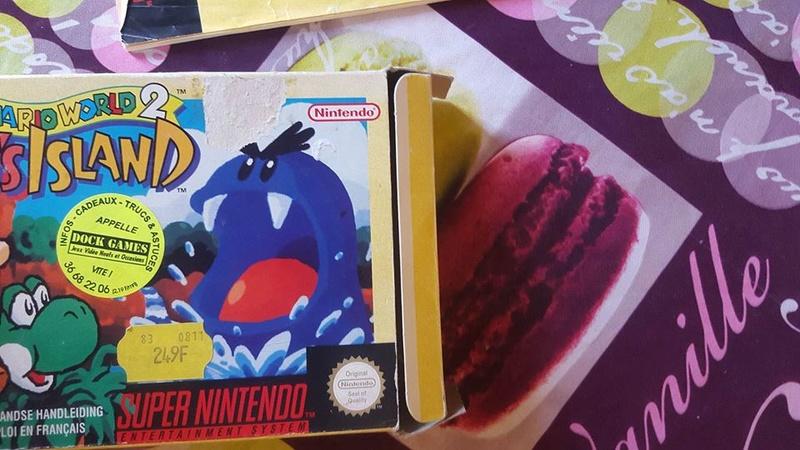 [EST] Super Mario World 2: Yoshi's island Super Nintendo Yoshi_18
