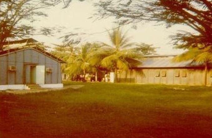 Camp général de Gaulle au Gabon 110