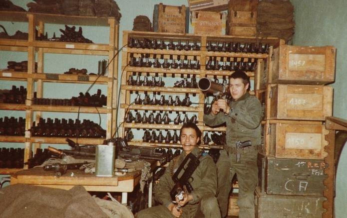 Armurerie du camp d'Idron Armu_110
