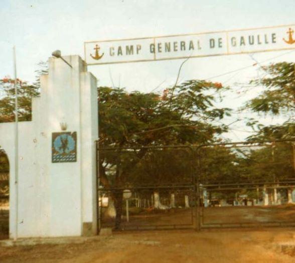 Camp général de Gaulle au Gabon Bvc10