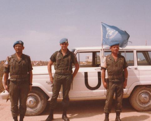 Le Général André BACH  Liban_10