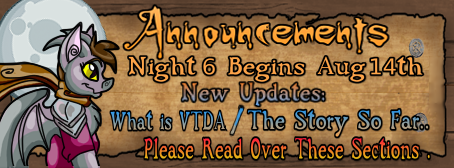 Announcements  Night610