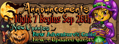 Announcements  Night710