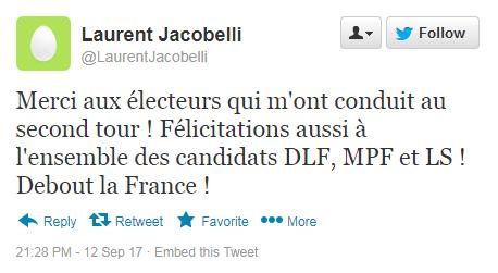 Laurent Jacobelli Twitte13