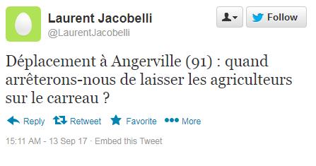 Laurent Jacobelli Twitte14
