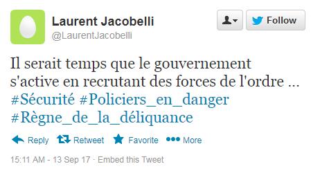 Laurent Jacobelli Twitte16