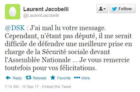 Laurent Jacobelli Twitte21