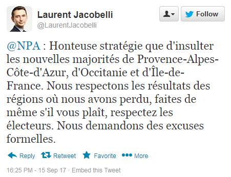 Laurent Jacobelli Twitte22