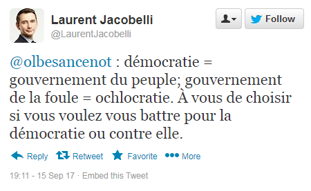 Laurent Jacobelli Twitte24
