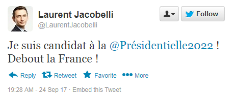 Laurent Jacobelli Twitte25