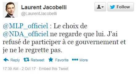 Laurent Jacobelli Twitte29