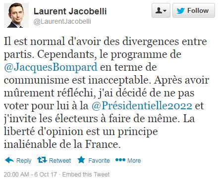 Laurent Jacobelli Twitte31