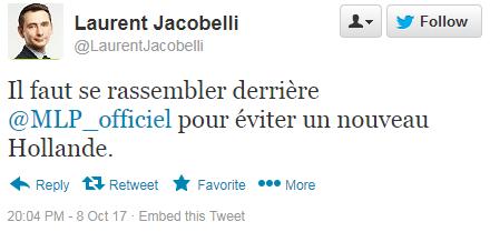 Laurent Jacobelli Twitte32