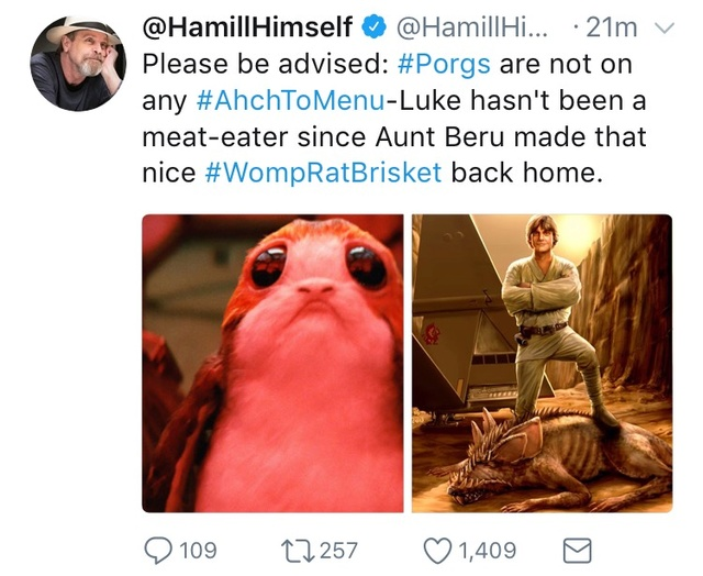 Porg-hub. The Porg appreciation thread. - Page 2 Img_1713