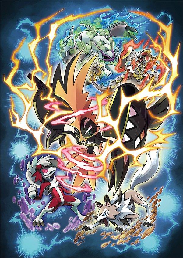 Pokémon Ultra Soleil et Lune, spéculations, prévisions, théories - Page 4 15054210
