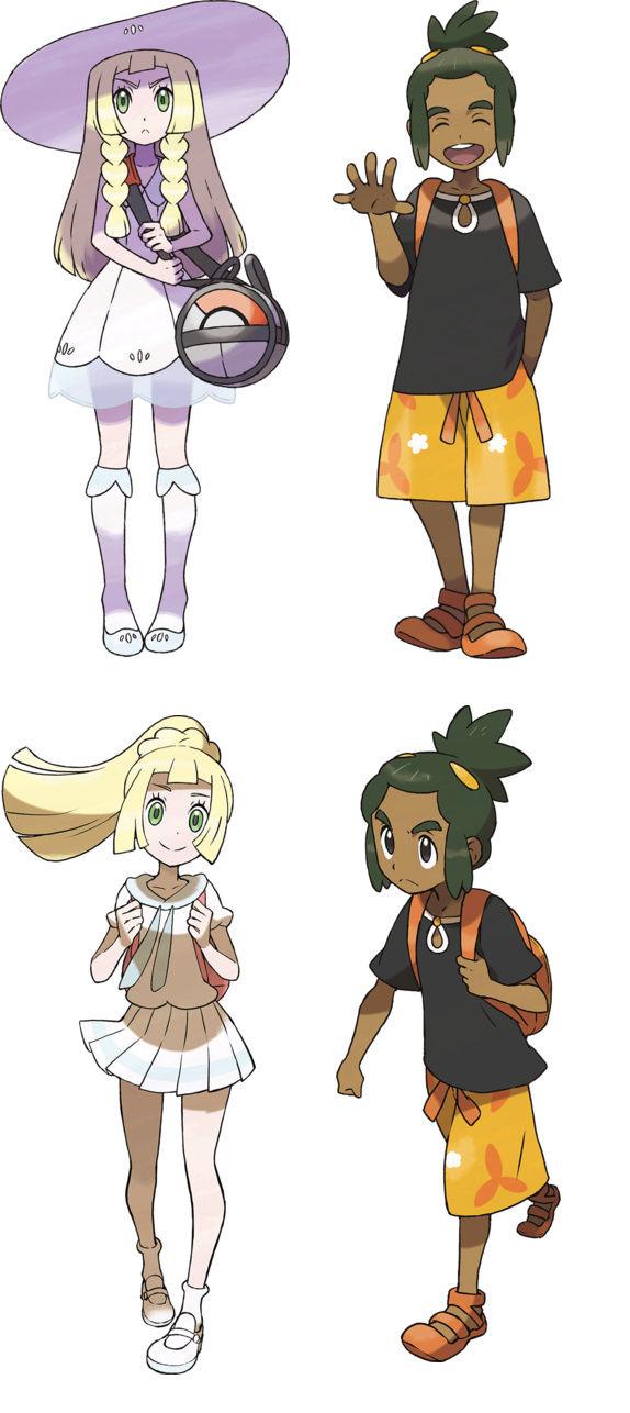 Pokémon Ultra Soleil et Lune, spéculations, prévisions, théories - Page 4 15061310