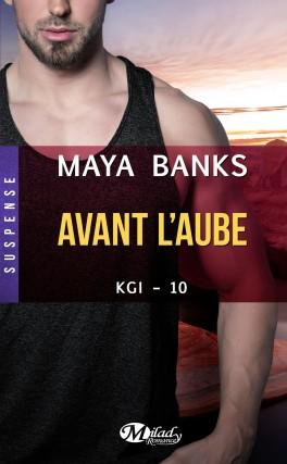 BANKS Maya - KGI - Tome 10 : Avant l'aube Kgi-to10