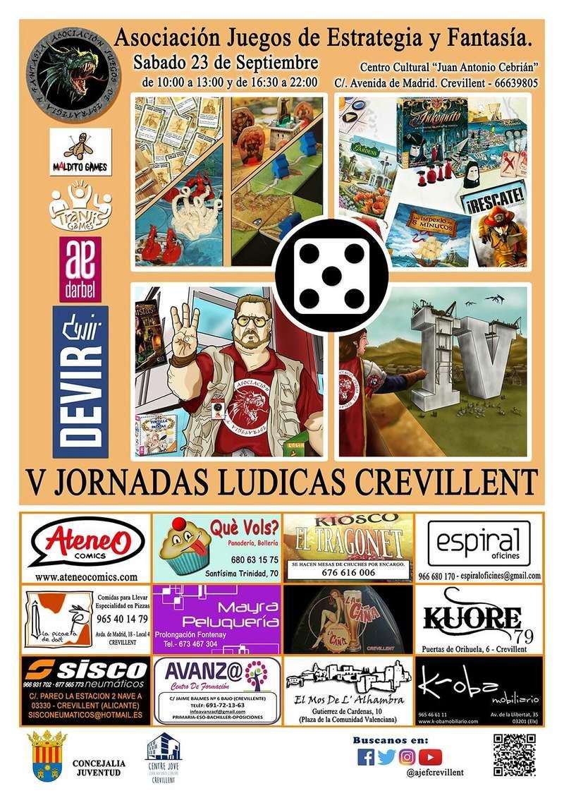 V Jornadas Ludicas de Crevillente (Sábado 23 de Septiembre 2017) Img-2012