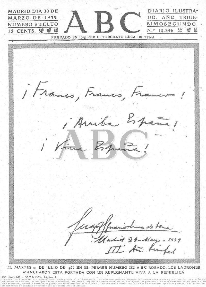 Diario ABC, historia Portad11