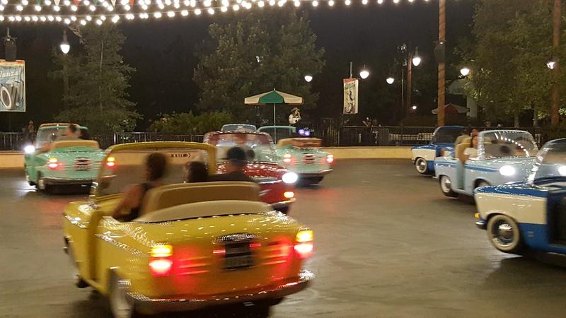 TR DISNEYLAND Anaheim / Yellowstone / Universal 07/17 20170738