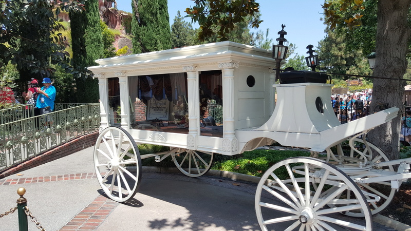 TR DISNEYLAND Anaheim / Yellowstone / Universal 07/17 20170757