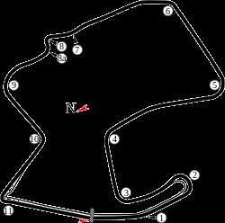 23/10/17 Cadillac/Porsche Laguna Seca  Laguna10