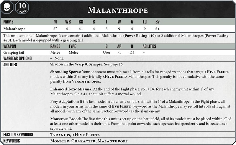 Imperial Armour Index: Xenos Malant10
