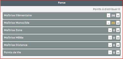 Ecaflip 185 Mono/Tri Force11