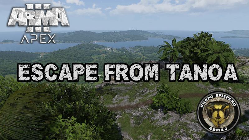 """Viernes 7 de Julio """"Escape from Tanoa"""" Tanoap10"""