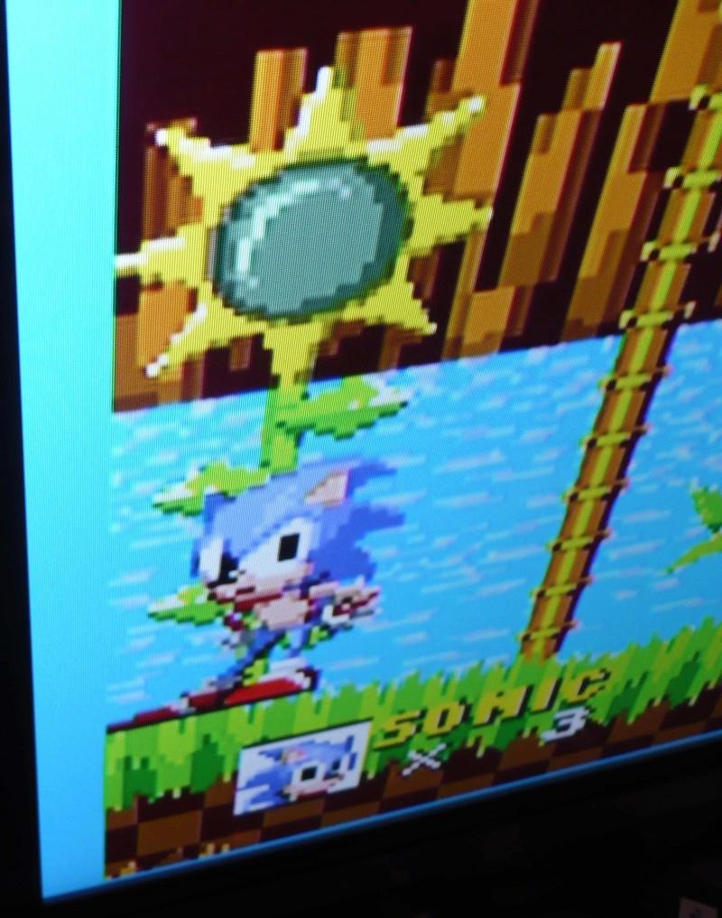 Bande verticale sur les jeux Jap Megadrive en 60 Hz P1080016